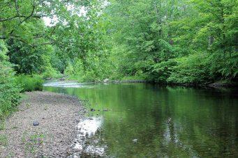 en rivière
